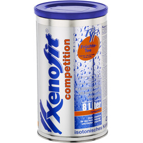 Xenofit Competition Carbohydrate Drink Tub 672/688g Fruit Tea